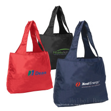 Bolsa de ultramarinos reciclado de nylon de Eco (hbny-3)
