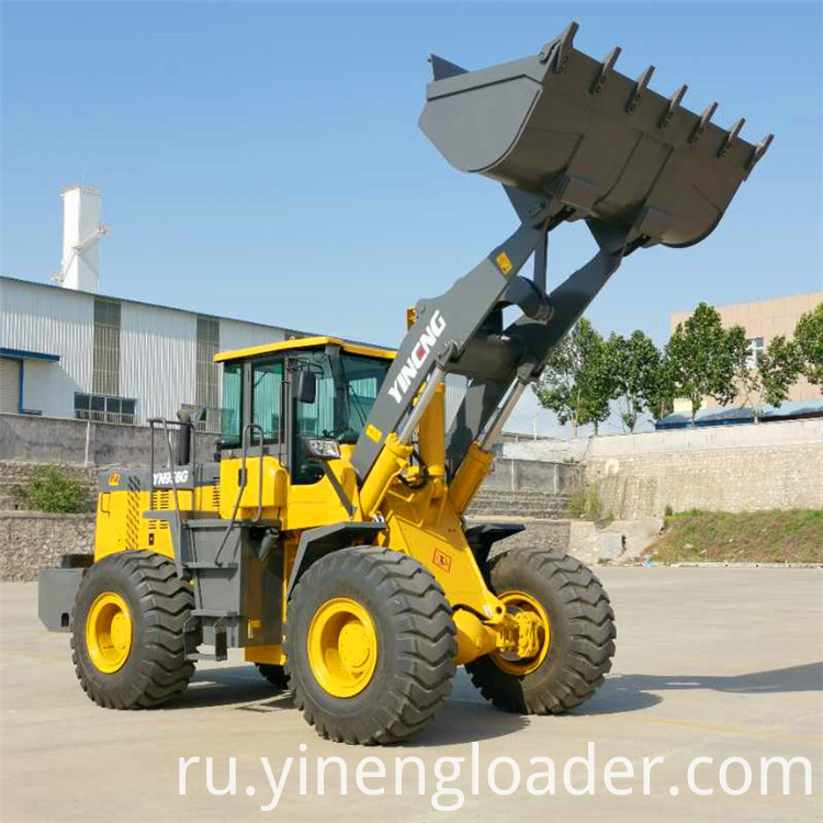 Large 5ton Wheel Loader