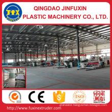 PVC Construction Crust Foam Plate Extrusion Machine
