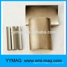 Редкоземельный / ndfeb / неодимовый магнит для генератора постоянных магнитов