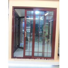 wooden Aluminum sliding door