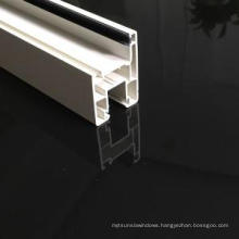 80mm UPVC Profiles For Sliding Windows & Doors