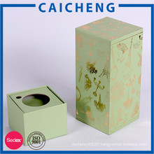 Professional Factory make perfume/cosmetic packaging box