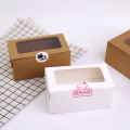 Kraft Biscuits Netto Paper Box with Clear Window