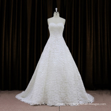 2015 Sexy Strapless Backless Backless Wedding Dresses