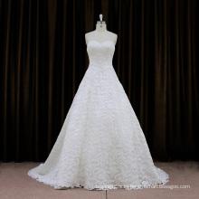 2015 Сексуальная Без Бретелек Спинки Свадебные Платья