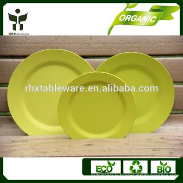 Plat plat plat biodégradable