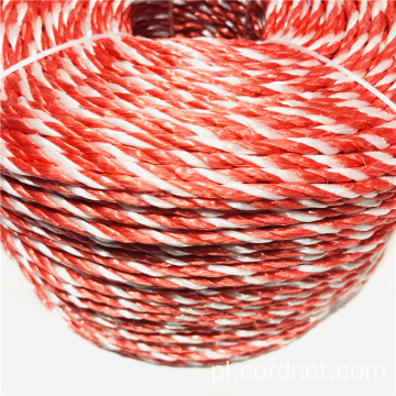 Red Red White Bale 3 Strands Lina PP