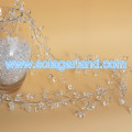 Diamond Crystal Bead Garland Artificial Crystal Branches