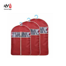 high quality cotton garment suit cover bags