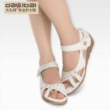 Fashion modern sandals girls shoes