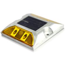 Luz LED lateral de LED Road Stud con control de luz solar