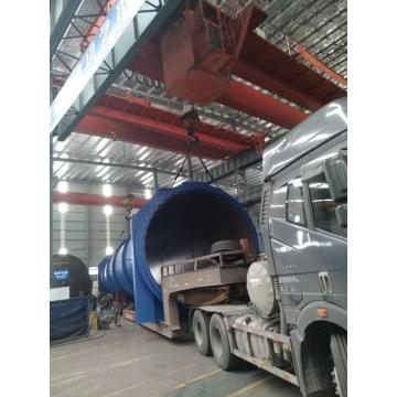 Steam Jenuh AAC Autoclave Kimia