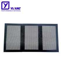 BBQ Mesh Mat for gas grill Non-stick both sides Make your diet healthy BBQ Grill Mesh Mat