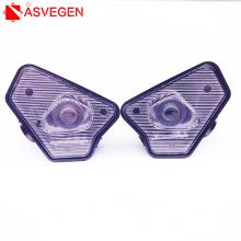 Rear Mirror Laser Ghost Shadow Light Theater Lamp Laser Logo Lights Addon For Benz W204 W212 W176 W246 W219 W221