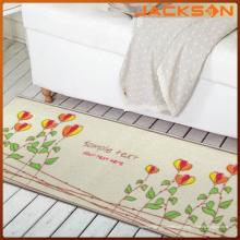 Tapete de chão de cozinha por atacado de passo limpo