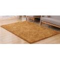 Tapete de tapete de lã de alta qualidade de microfibra de seda