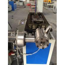 pe/pp corrugated pipe machine