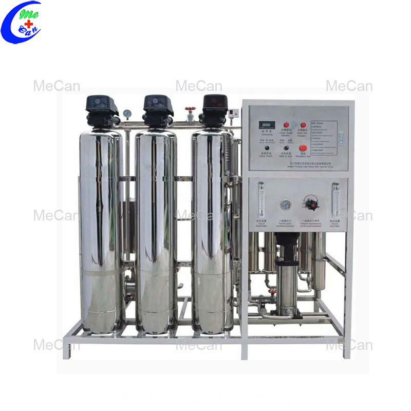 High Quality Water Treatment Plant
