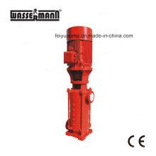 Vertikale Saugkraft mehrstufige Kreiselpumpen Einzelfeuer Pumpen