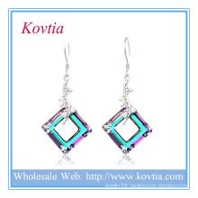 fashion design hanging earrings