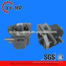 OEM a accueilli les pièces de cylindre moteur de moulage sous pression en aluminium
