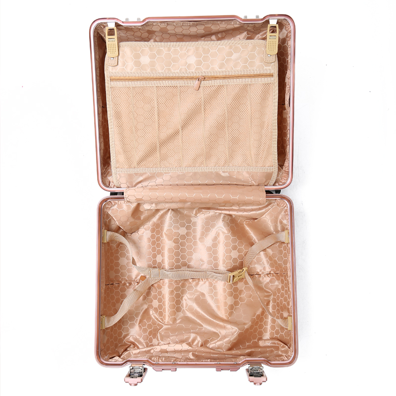 Flight Aluminum Small Carry-on Trolley Case13