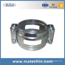 La pression adaptée aux besoins du client d'alliage d'aluminium de haute précision meurent la bride de tuyau de fonte