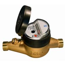 Multi Jet Dry Type Water Meter (MULTI-G1-8+1-2)