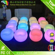 Leuchtender LED-Stuhl