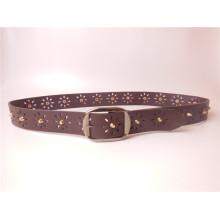 New Styles Fashionpu Rivet Belt /Metal Belts (JPMD201402)
