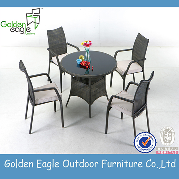 Outdoor Aluminum Wicker Furniture