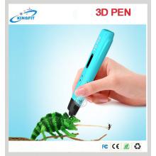 2016 Novo desenho Digital 3D impressão Pen para crianças