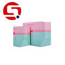 Material promocional de alta calidad del papel del bolso de compras