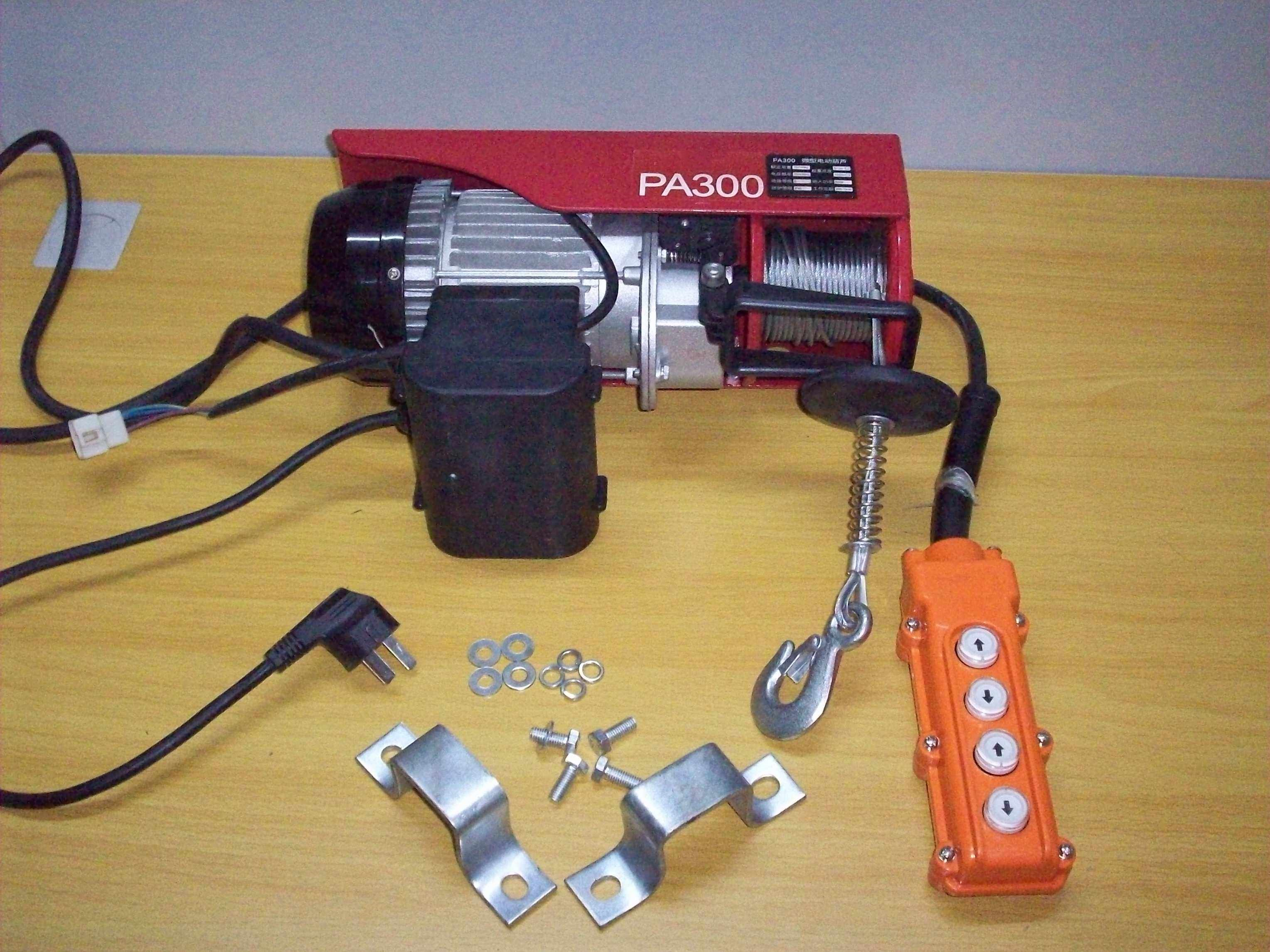 micro mini electric hoist