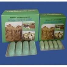Albendazole Veterinary Tablet For Cattle