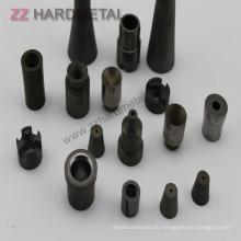 Hartmetall-haltbare Düse mit überlegener Qualität