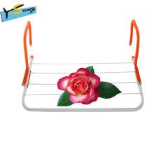 Flexible Conveniente Rack de ropa Rack de baño