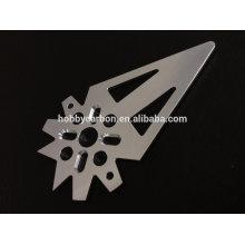 Usinagem de peças de alumínio CNC