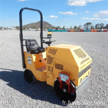 800kg Variable Speed Small Vibratory Asphalt Compactor