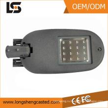 ISO9001 для литейного изготовленной на заказ точности алюминиевый сплав adc12 литья используется Лампа корпус