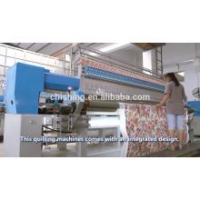 CSHX-233 высокоскоростные многоголовочные выстегивать и машина вышивки