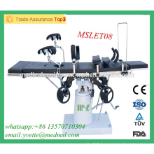 MSLET08M New!!! Cheap Operating Table Electric operating table price Multi-purpose Operating Table (Side controlled)
