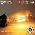 2W 4W 6W ST64 LED Lâmpada De Filamento Com E27 Suporte Da Lâmpada, CE RoHS