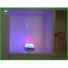 Projection Alarm Clock with Colors LED Change Star Starry Sky