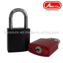 Candado, Candado de aleación de aluminio, Cerradura de seguridad (610)