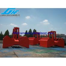 10M3 Electric Hydraulic Clamshell Grab Motor Grab Marine Grab cylindre marine grip