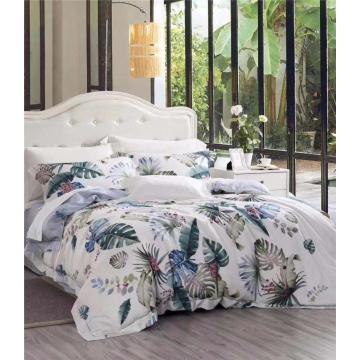 Комплект постельного белья для гостиницы, хлопок, простыня