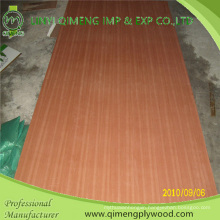 Supply AAA Grade 1220X2440X2.7mm Sapele Fancy Plywood with Competitive Price