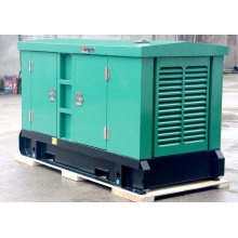 Easy Moved Trailer Type Powered by Lovol Engine with Rainproof Weatherproof Silent Electric Generator